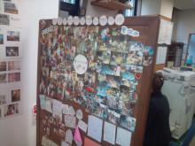 戸澤良親の医療コンサル珍道中日記-住宅会社のオフィスボード