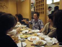 戸澤良親の医療コンサル珍道中日記-懇親会